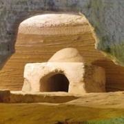 غارهای بان مسیتی مذبحی باستانی چابهار